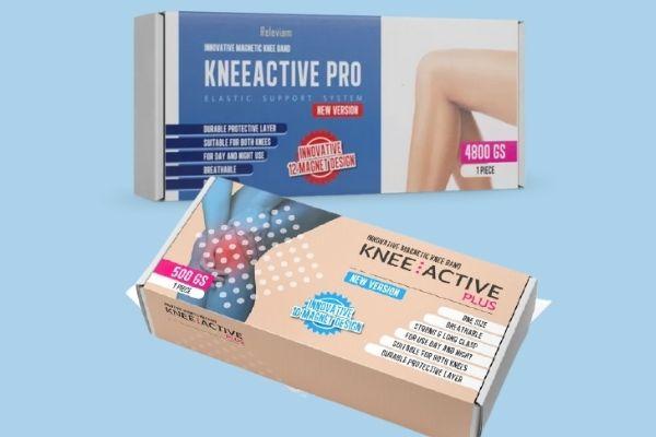 Knee Active Plus - Knee Active Pro