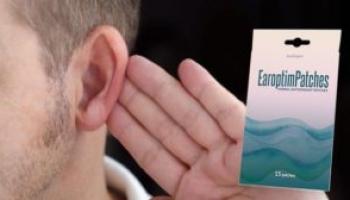Earoptim Patches Za cenu sluchu, názory, kde koupit?