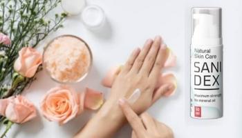 Sanidex Anti Psoriasis Cream Jak to funguje?  Vedlejší účinky a názory
