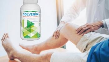 Solvenin Kapsle proti křečovým žilám, výhody a názory