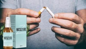 Nicozero: Organický sprej, který vám může pomoci nechat doutník, kde ho získat?