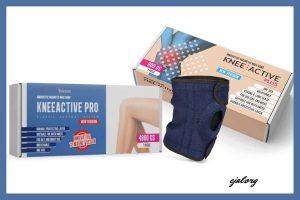 Co je Knee Active Plus a KneeActive Pro