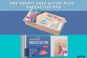 Kde koupit Knee Active Plus - KneeActive Pro
