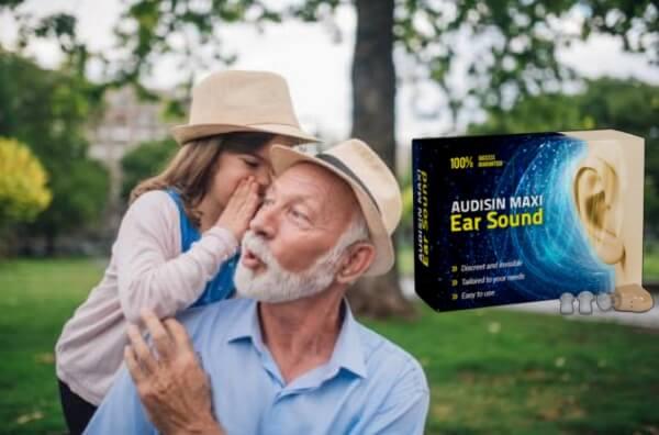 Zvuk ucha Audisin Maxi
