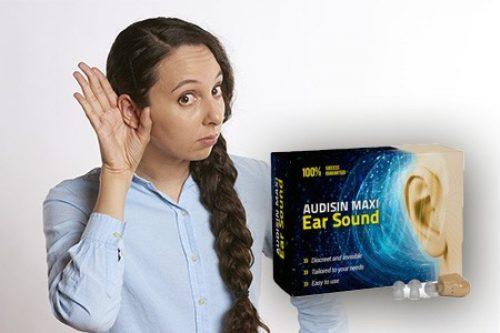 Zvuk ucha Audisin Maxi: Zlepšete svůj sluch a osvobodíte se od problému! Zjistěte, zda vám tato alternativa může pomoci